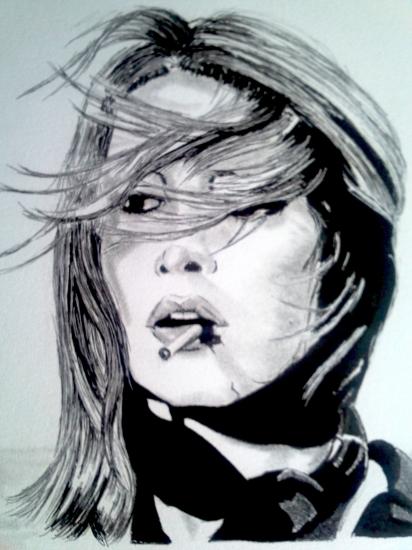 Brigitte Bardot par art-bat